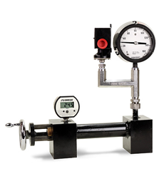 Pressure Sensor Calibrating Machine